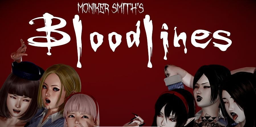 【欧美SLG/更新】moniker Smiths bloodlines 血液传播Ver0.14安卓