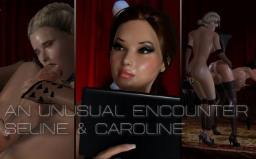 [3DXNixah] Seline & Caroline, An Unusual Encounter