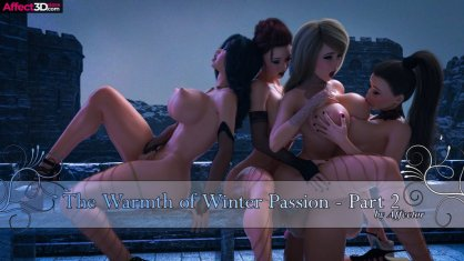 【A3D】[Affector] The Warmth of Winter Passion-Part 2(无水印版)