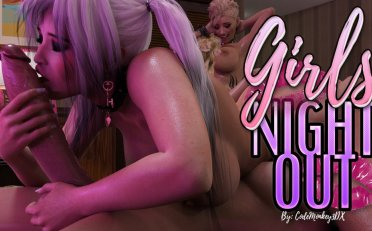【A3D】[CodeMonkey3DX] Girls Night Out